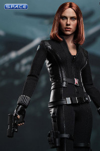 1/6 Scale Black Widow Movie Masterpiece MMS239 (Captain America: The Winter Soldier)