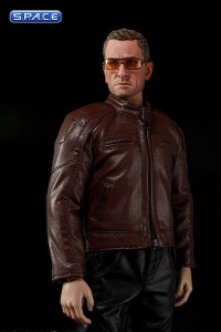 1/6 Scale Davidson Leather Set Reflection Skull (brown)