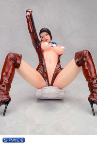 1/5 Scale Victoria Red Version PVC Statue (Diskvision Original)
