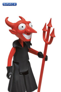 The Devil ReAction Figure (Nightmare Before Christmas)