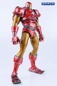 1/6 Scale Invincible Classic Iron Man (Marvel)