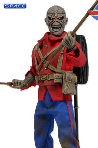 Eddie - The Trooper Figural Doll (Iron Maiden)
