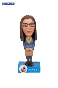 Amy Farrah Fowler Wacky Wobbler Bobble-Head (The Big Bang Theory)