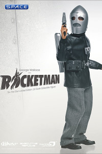 1/6 Scale George Wallace as The Rocketman (Rocketman)