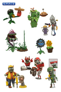 4er Komplettsatz Garden Warfare Select (Plants vs. Zombies)