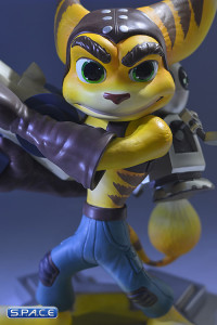 Ratchet & Clank Statue (Playstation Allstars)
