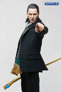 1/6 Scale Loki Windbreaker Set (Suit of Style Series)