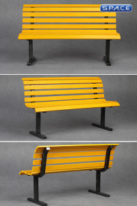1/6 Scale Bench (yellow)