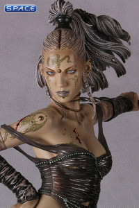 1/4 Scale Ritual Gypsy Version Statue Black Version Web Exclusive by Luis Royo (Fantasy Figure Gallery)