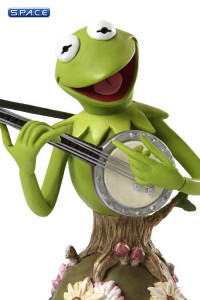 Kermit with Banjo Bust (The Muppet Show)