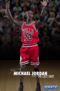 1/6 Scale Michael Jordan - Road Jersey Real Masterpiece (NBA Collection)