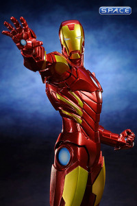 1/10 Scale Iron Man ARTFX+ Statue Red Color Variant (Marvel Now!)