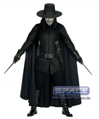 V Statue (V for Vendetta)