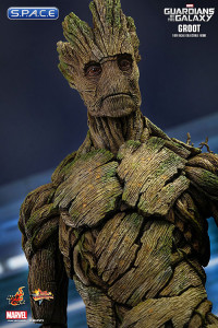 1/6 Scale Groot Movie Masterpiece MMS253 (Guardians of the Galaxy)
