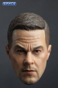 1/6 Scale »Mark« Male Head Sculpt