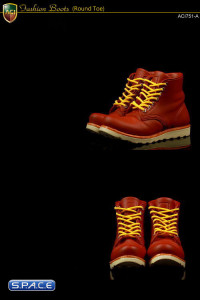 1/6 Scale Fashion Boots S3 - Light Brown