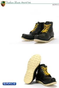 1/6 Scale Fashion Boots S3 - Black
