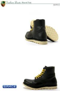 1/6 Scale Fashion Boots S3 - Black