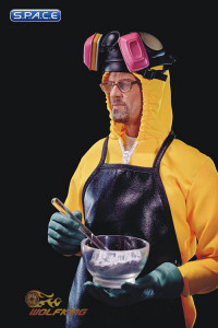 1/6 Scale Walt - the Chemical Poisoning Teacher